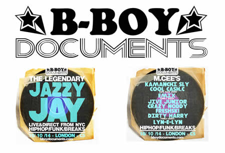 BBOY DOCUMENTS AD