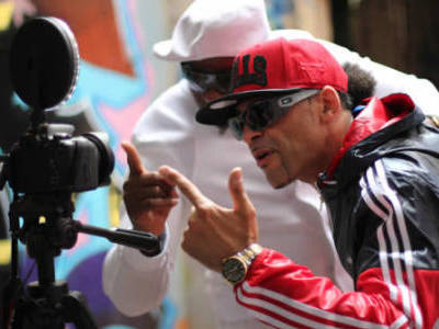 Ksly and Undercover Incredible Mc Video shoot