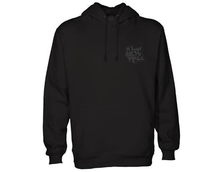 cat rec hoodie blk